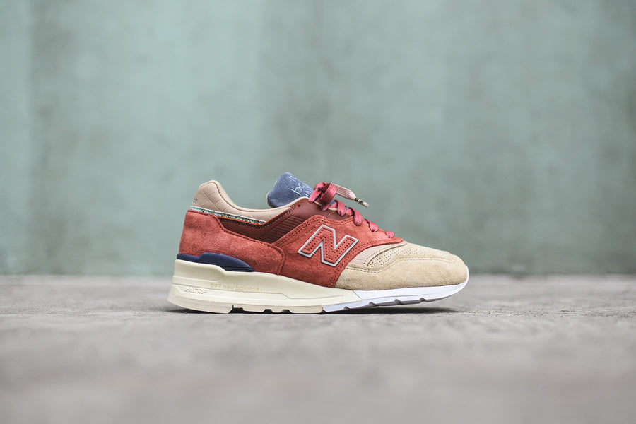 New Balance x Stance M997ST - Brown / Sand