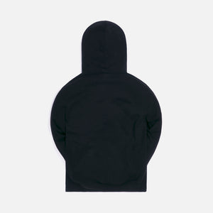 Maharishi Liberty Dragon Hooded Sweat Organic Sweat 450 - Black
