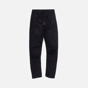 Maharishi Woven Cargo Trackpants Mil Spec Cellulose - Black
