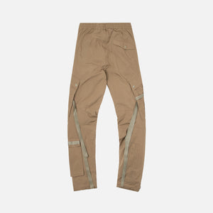 Maharishi Tech Cargo Trackpants - Mil Olive