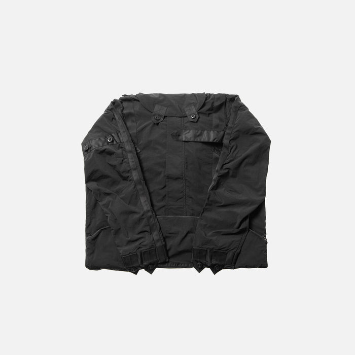 Maharishi Travel Backpack Jacket - Black