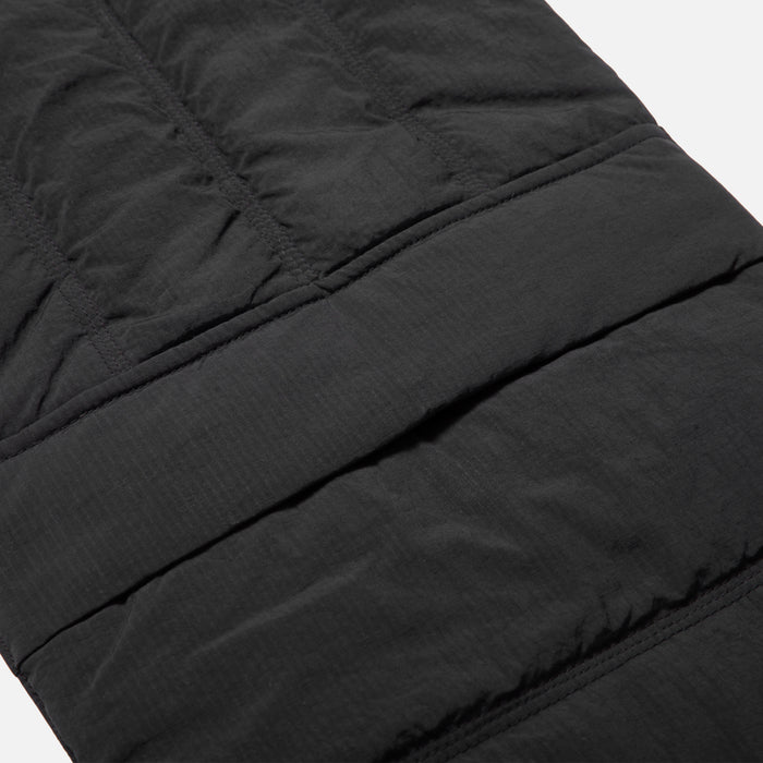 Maharishi Puffer Quilted Scarf - Black