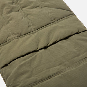 Maharishi Puffer Quilted Scarf - Olive