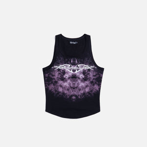 MISBHV Trinity Fitted Tank Top - Black