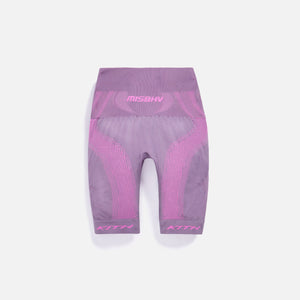 Kith Women x MISBHV Biker Short - Light Grey / Ice Baby