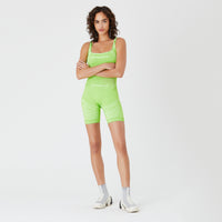 Kith Women x MISBHV Sleeveless Bodysuit - Citron Thumbnail 1