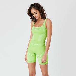 Kith Women x MISBHV Sleeveless Bodysuit - Citron Image 3