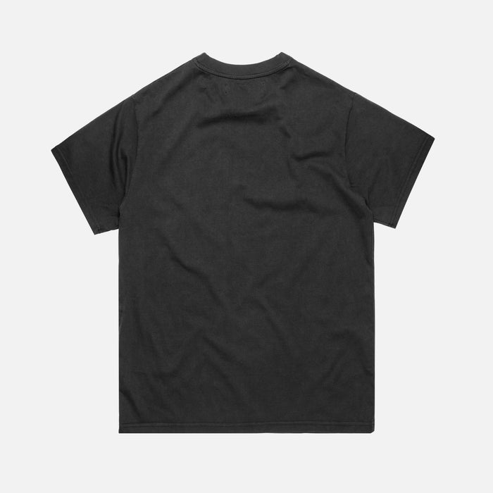 MISBHV Joy Tee - Washed Black