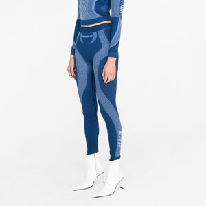 Kith Women x MISBHV Active Leggings - Navy / White