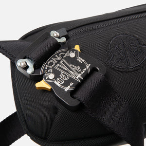 6 Moncler x 1017 Alyx 9SM Belt Bag MM - Black