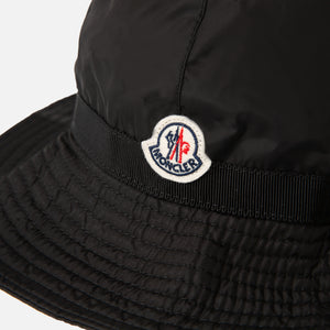 Moncler Cappello Bucket Hat - Black