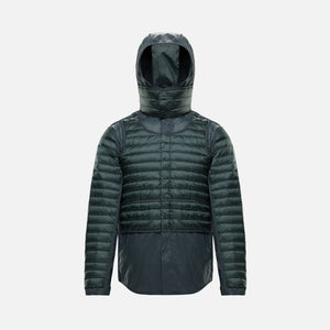 5 Moncler Craig Green Chrysemys Giubbotto Jacket - Dark Green
