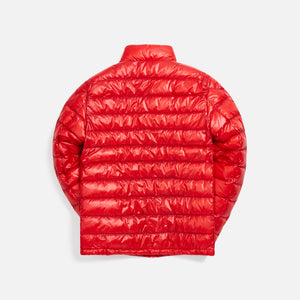 Moncler Petichet Giubbotto Jacket - Red