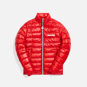 Moncler Petichet Giubbotto Jacket - Red Image 1