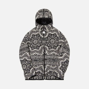 Moncler Zois Jacket - Black / White