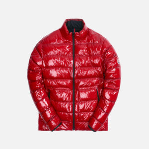 Moncler Agar Giubbotto Jacket - Red