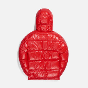 Moncler Ecrins Giubbotto Jacket - Red