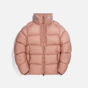 Moncler Cevenne Giubbotto Garment Dyed Jacket - Rose