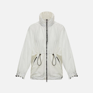 Moncler Lime Giubbotto - White