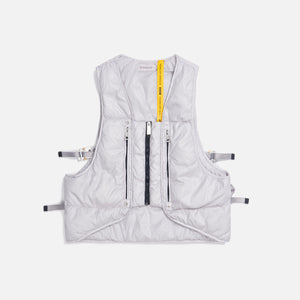 6 Moncler x 1017 Alyx 9SM Chest Rig Backpack - Silver