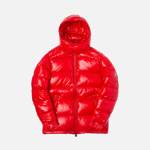 Moncler Maya Giubbotto Jacket - Red