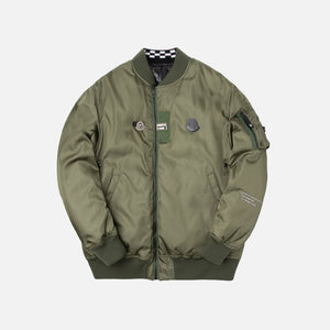 7 Moncler Fragment Raptor Giubbotto - Green