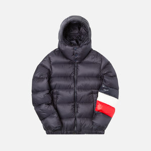 Moncler Willm Giubbotto Jacket - Navy Image 1