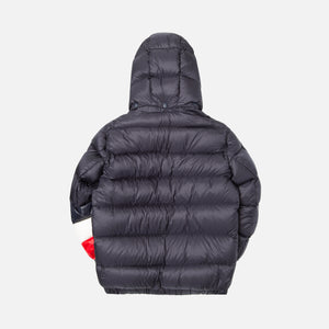 Moncler Willm Giubbotto Jacket - Navy Image 2