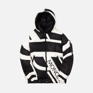 5 Moncler Craig Green Plungery Guibbotto Jacket - Black