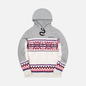 7 Moncler Fragment Maglia Hoodie - Cappuccino Cream