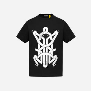 5 Moncler Craig Green Maglia Graphic Tee - Black