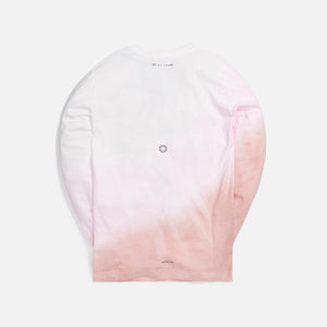 6 Moncler x 1017 Alyx 9SM Garment Dyed Maglia L/S Tee - Multi
