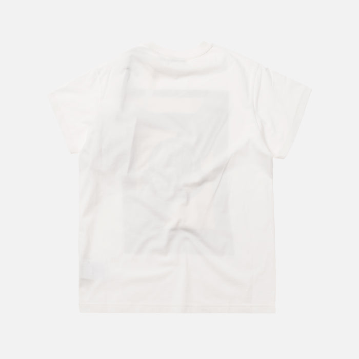 Moncler Craig Green Graphic Tee - Cream
