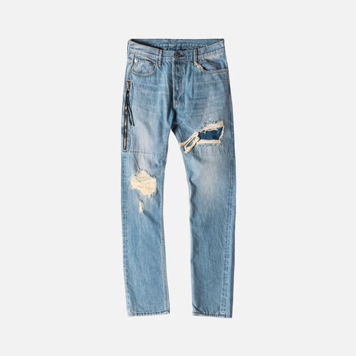 Mr. Completely Emirates 10-YR Selvedge Denim - Light Indigo