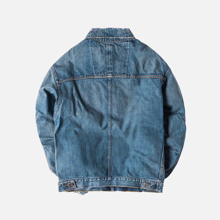 Mr. Completely Oversized Jean Jacket 10YR - Washed Indigo