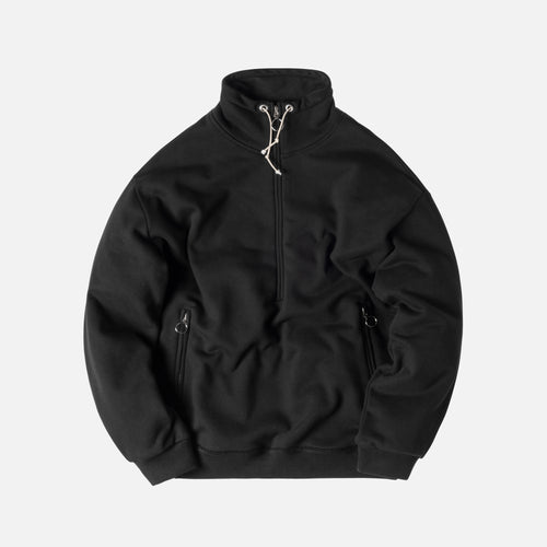 Mr. Completely Trainer Half-Zip - Black