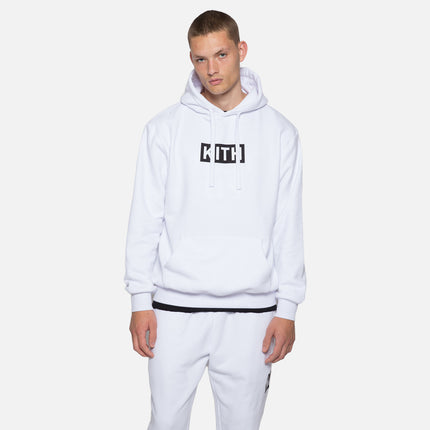 Kith Williams Hoodie - White