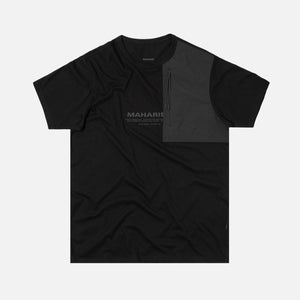 Maharishi Tech Travel Tee - Black