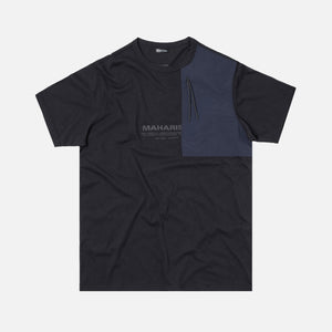 Maharishi Tech Travel Tee - Navy