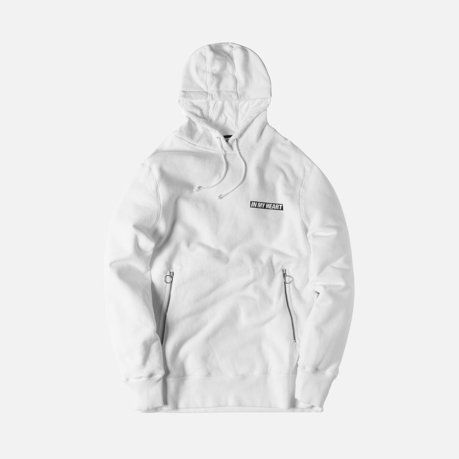 Tim Coppens Explosion Hoodie - White