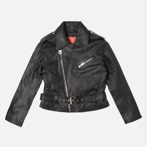 Manning Cartell Open Season Leather Jacket - Black