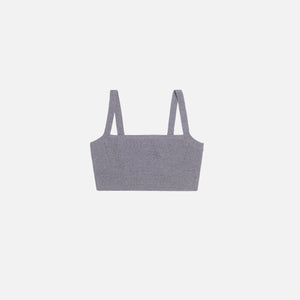 Manning Cartell Tone Up Knit Bralette - Grey Melange