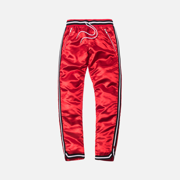 Kith x Mitchell & Ness Satin Warm-Up Pant - Miami