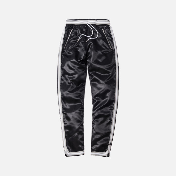 Kith x Mitchell & Ness Satin Warm-Up Pant - Los Angeles