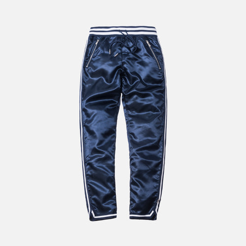 Kith x Mitchell & Ness Satin Warm-Up Pant - New York