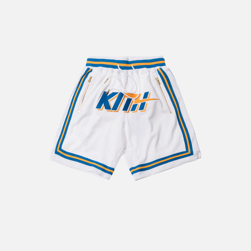 Kith x Mitchell & Ness Basketball Short - Los Angeles Alternate