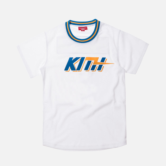 Kith x Mitchell & Ness Batting Practice Jersey - Los Angeles Alternate