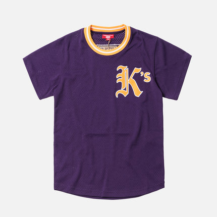 Kith x Mitchell & Ness Batting Practice Jersey - Los Angeles