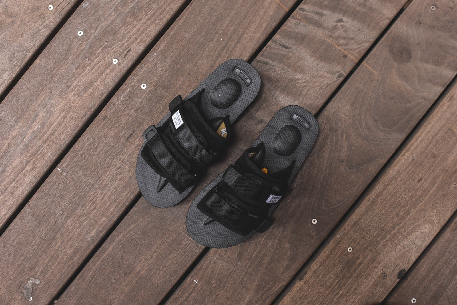 Suicoke Moto-VS Slide - Black