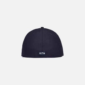 Kith x New Era Low Prof 59FIFTY Yankees - Navy